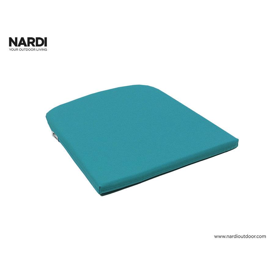 Tuinstoelkussen - Net - Turquoise - Sardinia - Nardi-1