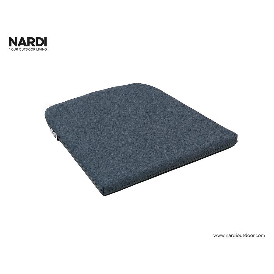 Tuinstoel kussen - Net - Donkergrijs - Grey Stone - Nardi-3
