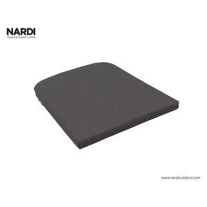 Nardi Tuinstoel kussen - Net - Donkergrijs - Grey Stone - Nardi