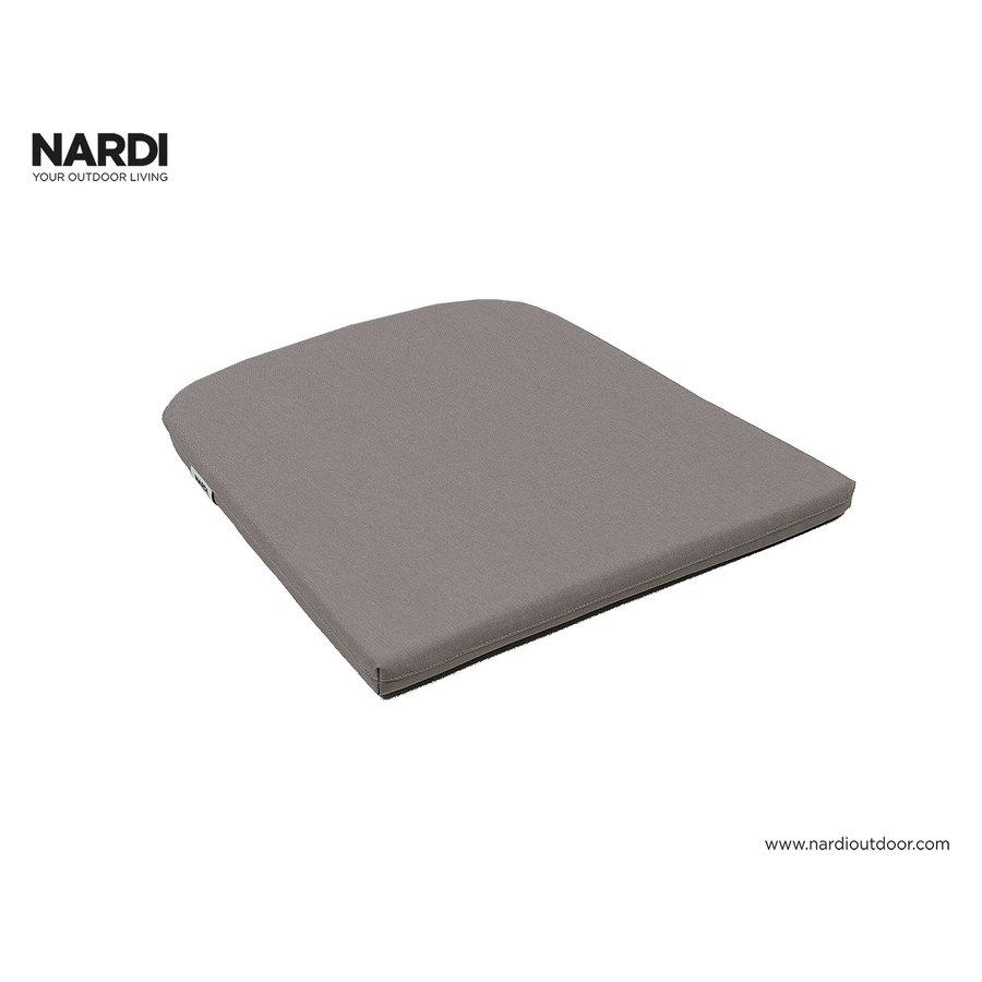 Tuinstoel kussen - Net - Donkergrijs - Grey Stone - Nardi-5