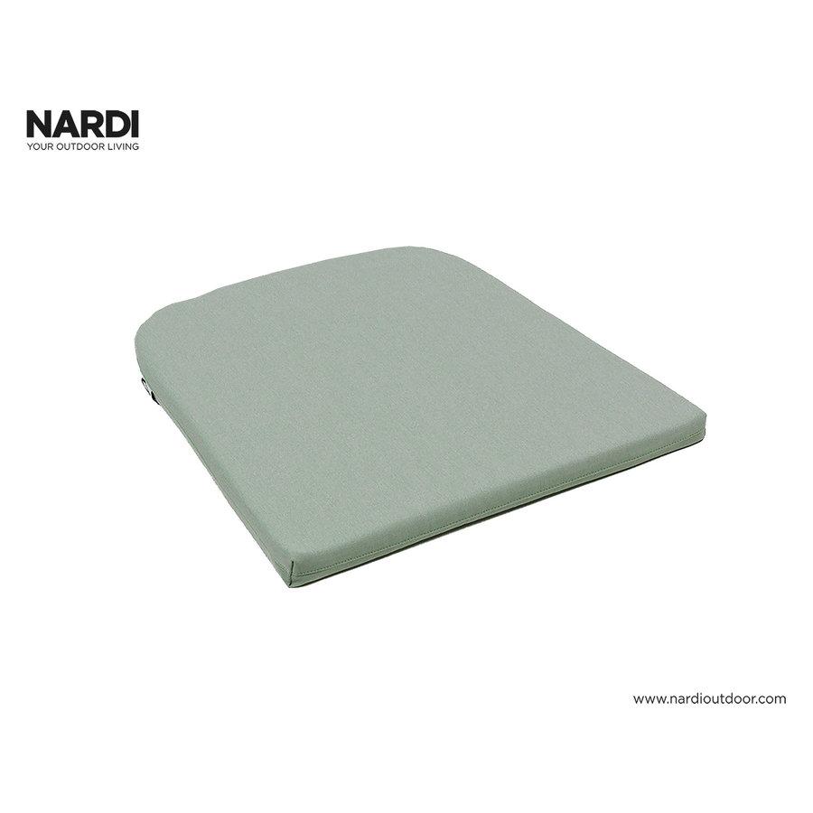 Tuinstoel kussen - Net - Donkergrijs - Grey Stone - Nardi-10