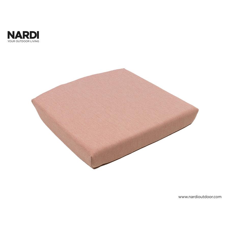 Tuinstoel kussen - Shell Net Relax - Roze - Rosa Quarzo - Nardi-8