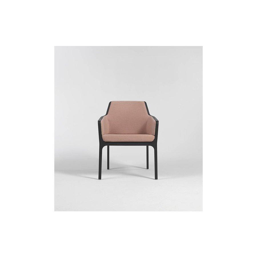 Tuinstoel kussen - Shell Net Relax - Roze - Rosa Quarzo - Nardi-3