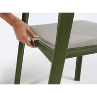 thumb-Tuinstoel Kussen - Trill - Grijs - Cenere - Sunbrella ® -  Nardi-4