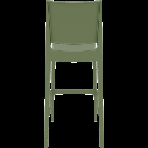 Siesta  Barkruk Buiten - 75 cm - Maya - Olijf Groen - Siesta