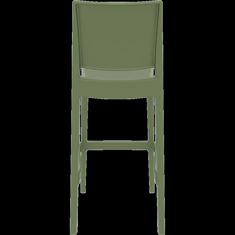 Barkruk Buiten - 75 cm - Maya - Olijf Groen - Siesta-8