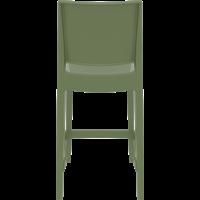 thumb-Counter Barkruk - 65 cm - Maya - Olijf Groen - Siesta-5