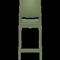 thumb-Counter Barkruk - 65 cm - Maya - Olijf Groen - Siesta-2