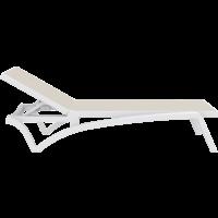thumb-Ligbed - Pacific - Wit - Taupe - Stapelbaar - Verstelbaar - Siesta-10