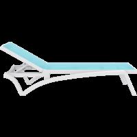 thumb-Ligbed - Pacific - Wit - Turquoise - Stapelbaar - Verstelbaar - Siesta-10