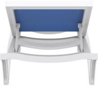 thumb-Ligbed - Pacific - Wit - Blauw - Stapelbaar - Verstelbaar - Siesta-8