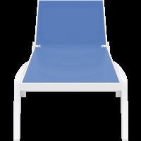 thumb-Ligbed - Pacific - Wit - Blauw - Stapelbaar - Verstelbaar - Siesta-2
