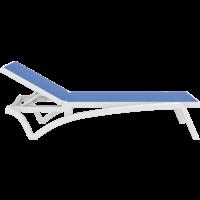 thumb-Ligbed - Pacific - Wit - Blauw - Stapelbaar - Verstelbaar - Siesta-10