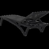 thumb-Ligbed - Pacific - Zwart - Zwart - Stapelbaar - Verstelbaar - Siesta-6