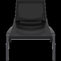 thumb-Ligbed - Pacific - Zwart - Zwart - Stapelbaar - Verstelbaar - Siesta-2