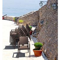 thumb-Tuinstoel - Ibiza - Bruin - Wicker Look - Siesta-9