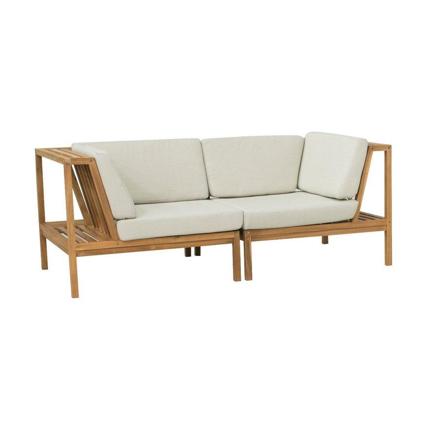 Lounge Tuinbank - Fortuna - Acacia Hout - Garden Interiors-1