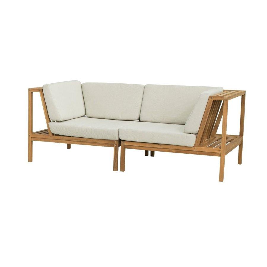 Lounge Tuinbank - Fortuna - Acacia Hout - Garden Interiors-2
