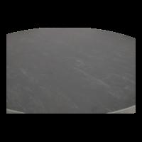 thumb-Ronde Tuintafel - Mojito Negro - Ø 150 cm -  Keramiek - Lesli Living-4