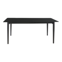 thumb-Tuintafel - Crest - Aluminium - 180x90x75 cm - Lesli Living-2