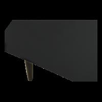 thumb-Tuintafel - Crest - Aluminium - 180x90x75 cm - Lesli Living-5