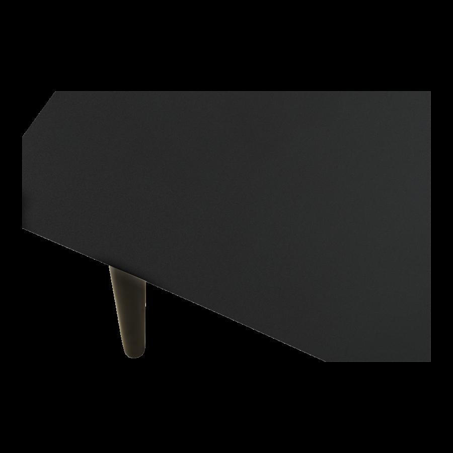 Tuintafel - Crest - Aluminium - 180x90x75 cm - Lesli Living-5