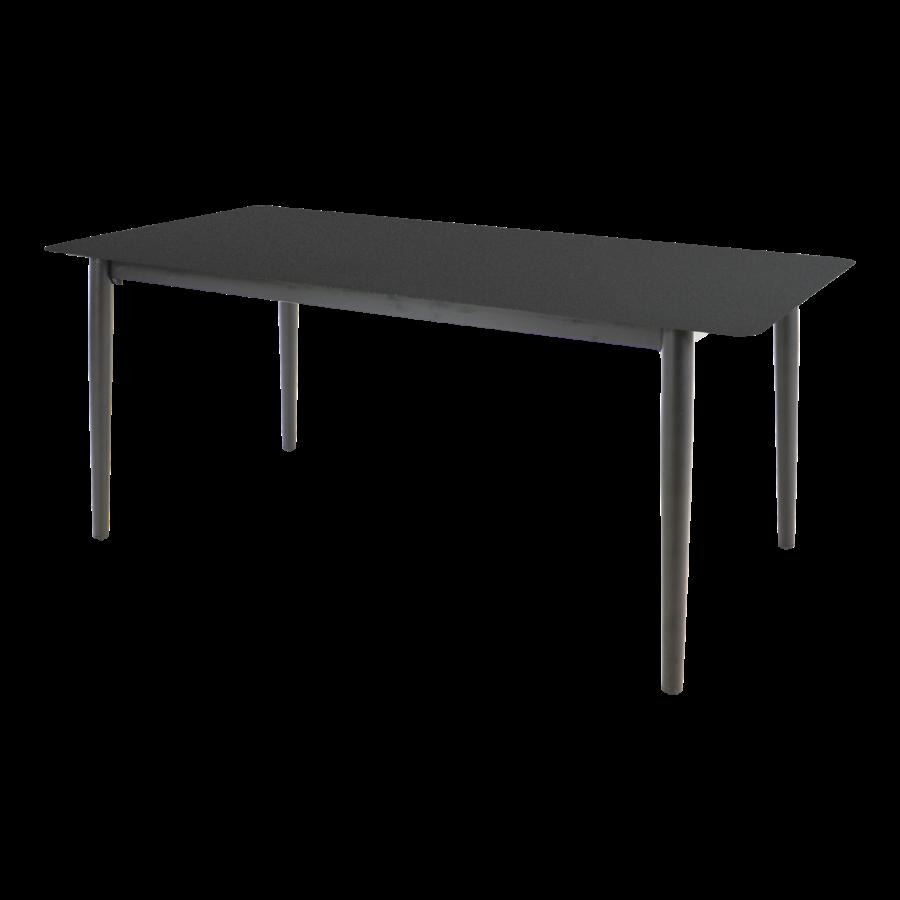 Tuintafel - Crest - Aluminium - 180x90x75 cm - Lesli Living-1