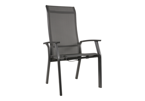 Standenstoel - Mojito Negro II - Aluminium - Lesli Living