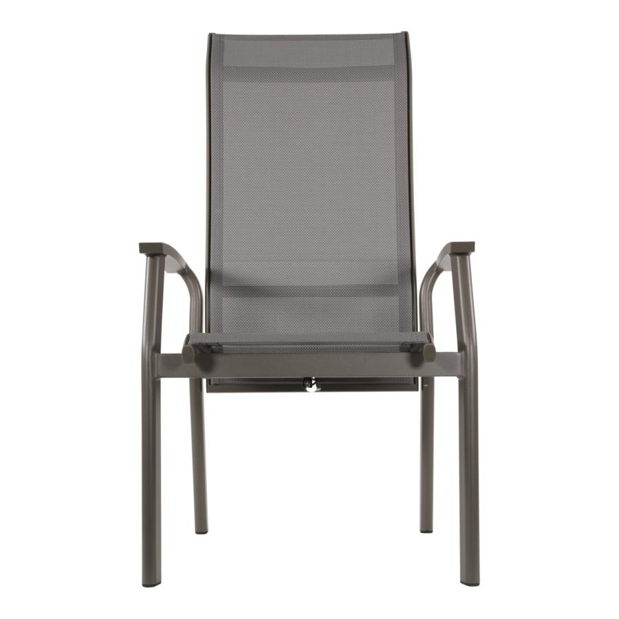 Standenstoel - Mojito Pardo II - Aluminium - Lesli Living-2