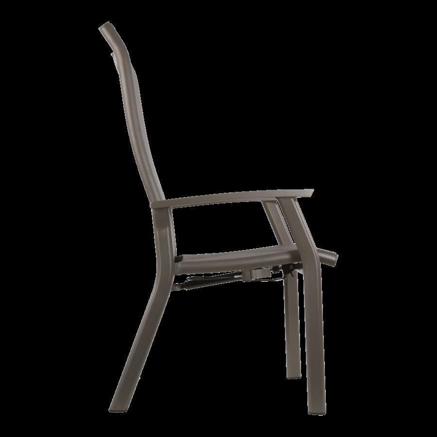 Standenstoel - Mojito Pardo II - Aluminium - Lesli Living-3