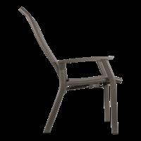 thumb-Standenstoel - Mojito Pardo II - Aluminium - Lesli Living-5