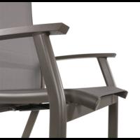 thumb-Standenstoel - Mojito Pardo II - Aluminium - Lesli Living-8
