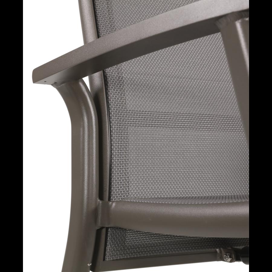 Standenstoel - Mojito Pardo II - Aluminium - Lesli Living-9