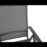 thumb-Standenstoel - Lotis Negro - Antraciet - Aluminium - Lesli Living-5