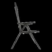 thumb-Standenstoel - Carino - Antraciet - Aluminium - Lesli Living-3