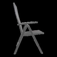 thumb-Standenstoel - Veneto - Antraciet - Aluminium - Lesli Living-3