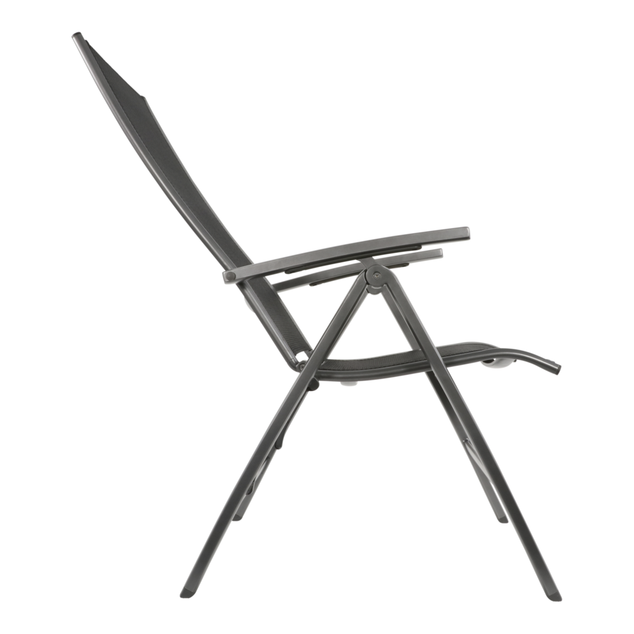 Standenstoel - Reno - Aluminium - Lesli Living-4