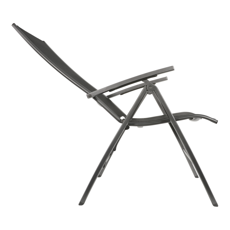 Standenstoel - Reno - Aluminium - Lesli Living-5