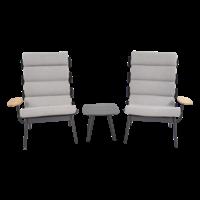 thumb-Lounge Tuinstoelen - Duoset Ventus - Negro - Lesli Living-4