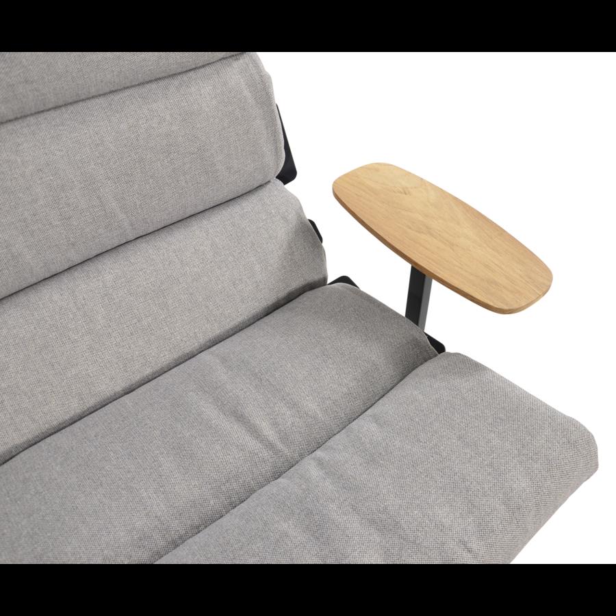 Lounge Tuinstoelen - Duoset Ventus - Negro - Lesli Living-8