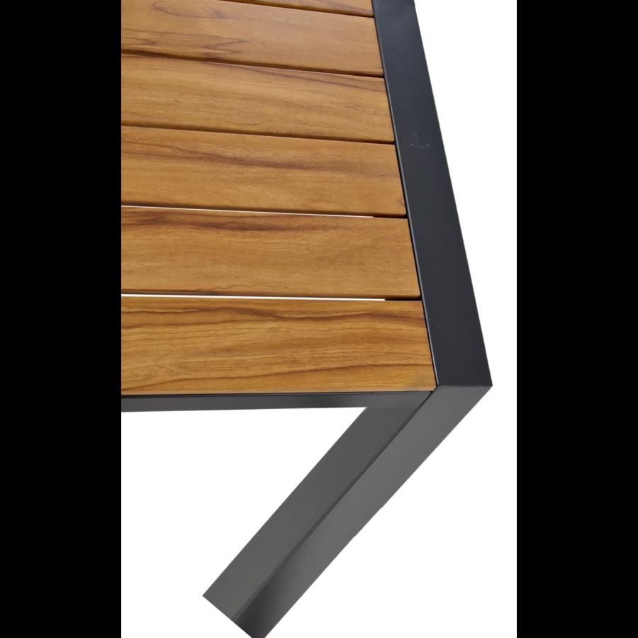 Lounge Tuinstoelen - Duoset Coda - Charcoal - Lesli Living-10