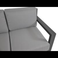 thumb-Stoel-Bank Loungeset - Giorgo - Aluminium - Antraciet - Lesli Living-9