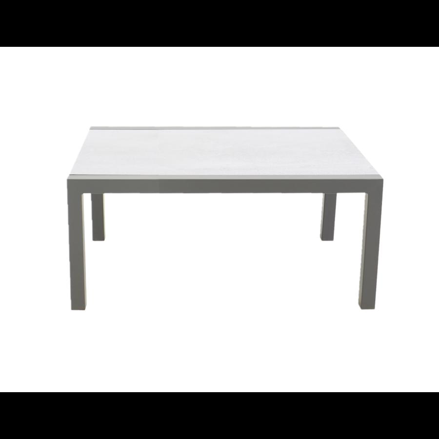 Stoel-Bank Loungeset - Marah - Aluminium - Lesli Living-8