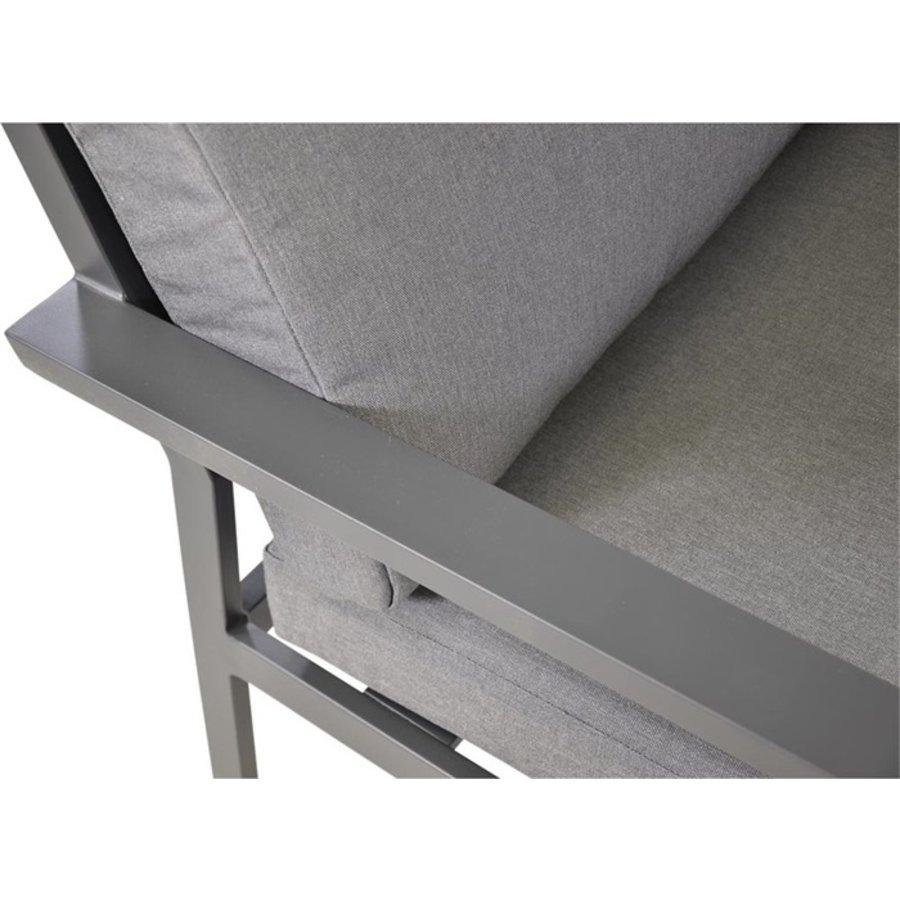 Dining Loungeset - Xara - Aluminium - Lesli Living-8