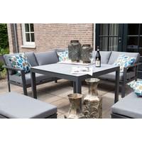 thumb-Dining Loungeset - Xara - Aluminium - Lesli Living-5