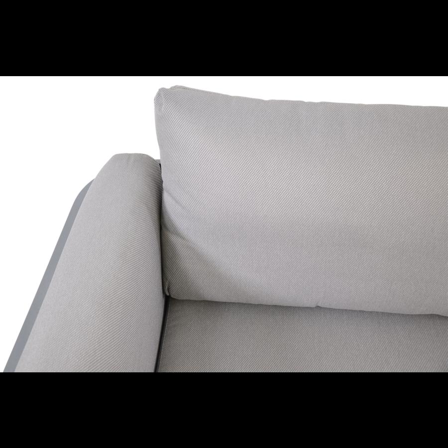 Hoek Loungeset - Sphere - Aluminium - Lesli Living-6