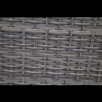 thumb-Hoek Loungeset - Prato Forte - Aluminium/Wicker - Lesli Living-5