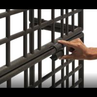thumb-Sipario 2 - Modulair - Partition - Wall - Nardi-7