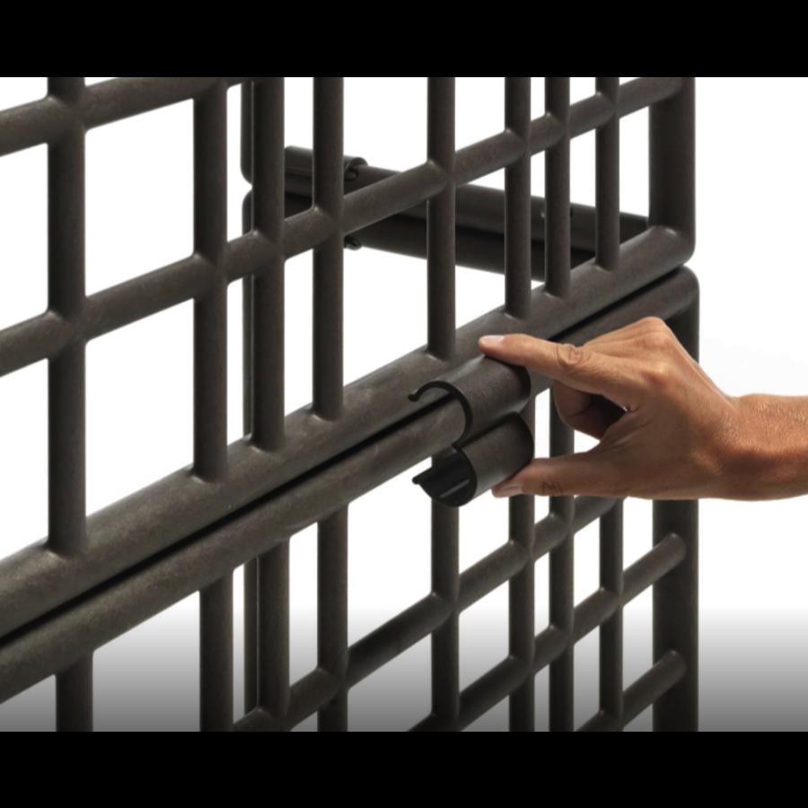 Sipario 2 - Modulair - Partition - Wall - Nardi-7