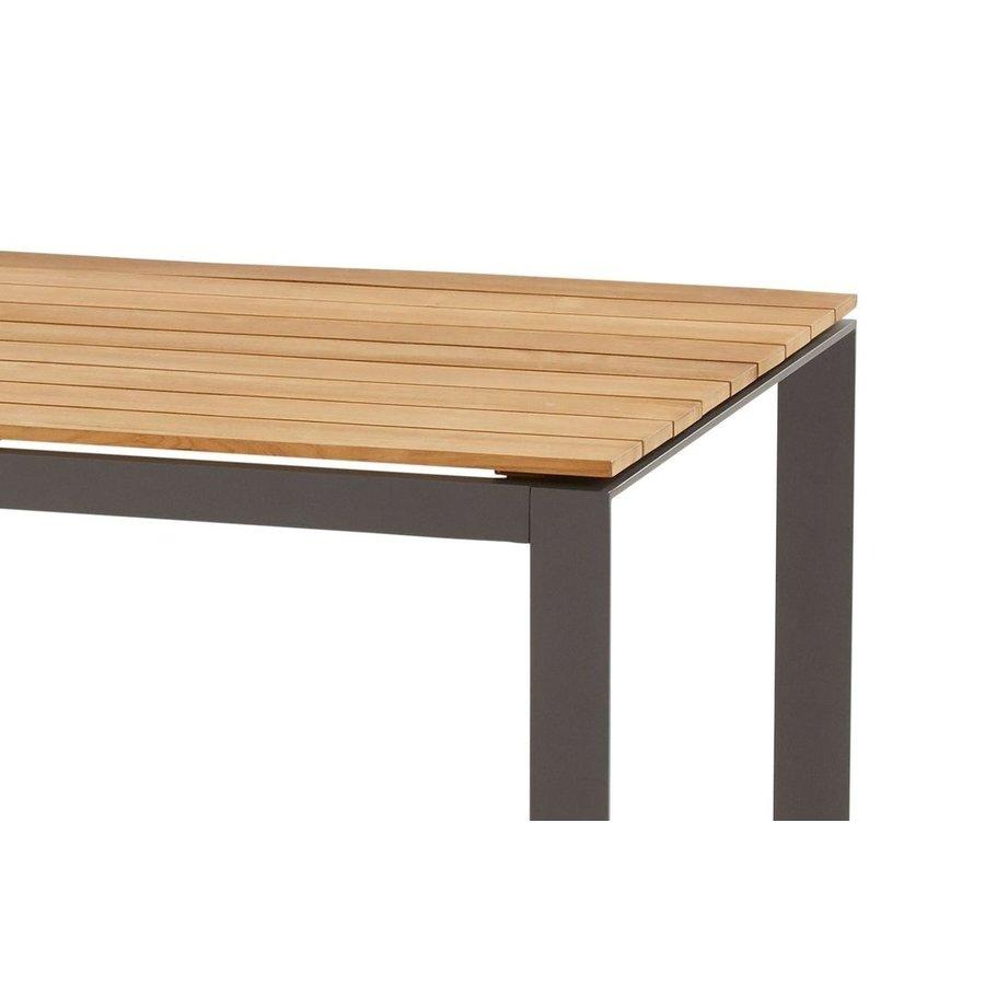 Tuintafel - Heritage - Teak / Aluminium - 160x95 cm - Taste by 4SO-4